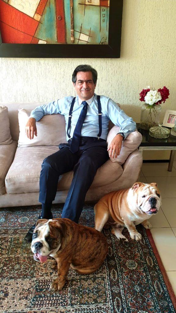 Luiz Thadeu Nunes e Silva, 62, de São Luís, no Maranhão (Arquivo Pessoal)